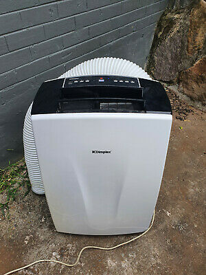 AU25 • Buy Dimplex Reverse Cycle Dc18 Portable Aircon 3.5kw Air Conditioner - Faulty