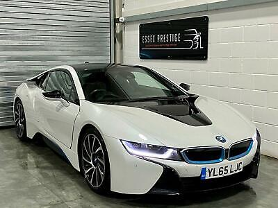 2016 BMW I8 1.5 7.1kWh Auto 4WD (s/s) 2dr • 44,989£