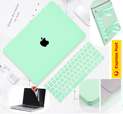 AU25.99 • Buy EXPRESS POST MacBook Air 13 Inch M1 A2337 Chip Case Pro 13 Inch A2338 Shell Mint