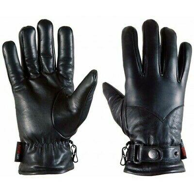 £17.99 • Buy Motorcycle Motorbike Scooter Classic Fashion Leather Gloves