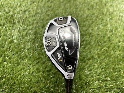 AU119.37 • Buy Taylormade 2016 M1 Rescue 4 Hybrid 21* Fujikura Pro 80 Regular  Graphite Mens RH
