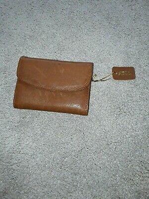 FABETTI ZIP ROUND CLUTCH PURSE WITH FRONT AND REAR ZIP POCKETS 33091