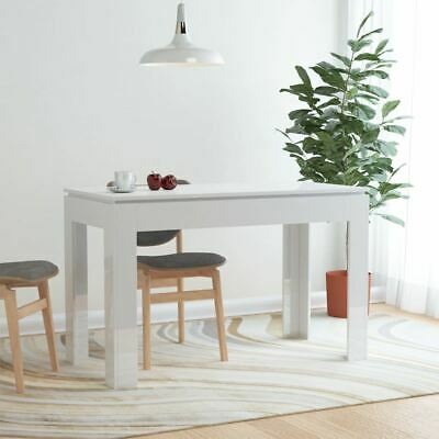 AU92.95 • Buy Modern Dining Table High Gloss White Stylish High Quality Kitchen Home Furniture