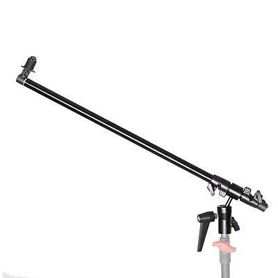 Heavy Duty Photographic Studio Holder Telescopic Collapsible Reflector Clamp  • 19.99£