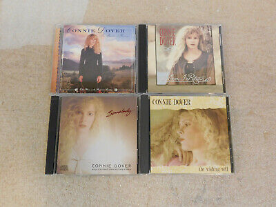 $ CDN19.99 • Buy Lot Of 4 Connie Dover Cds Dischography Wishing Well Return Border Songs Of