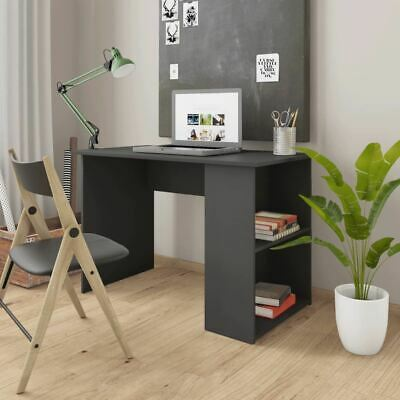 AU74.95 • Buy Computer Desk Home Office Workstation Laptop Study Writing Table With Shelves