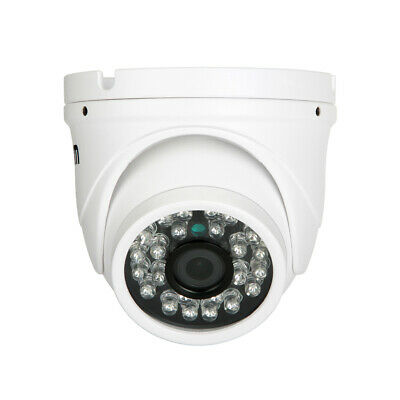 720P Outdoor Waterproof IP Dome Camera 3.6mm Fixed Lens Security Camera • 23.91£