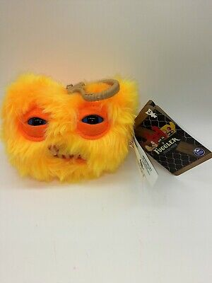 $ CDN9.70 • Buy Fuggler Funny Ugly Monster Clip On 5  Keychain Yellow Furry Plush Brand New