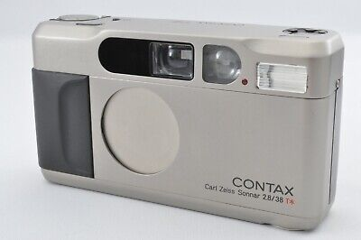 $ CDN1354.53 • Buy [Mint] CONTAX T2 Point & Shoot 35mm Compact Film Camera From Japan
