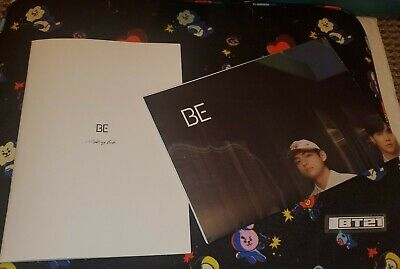 $26.99 • Buy  BTS BE Deluxe Edition Making Book And Poster 💜