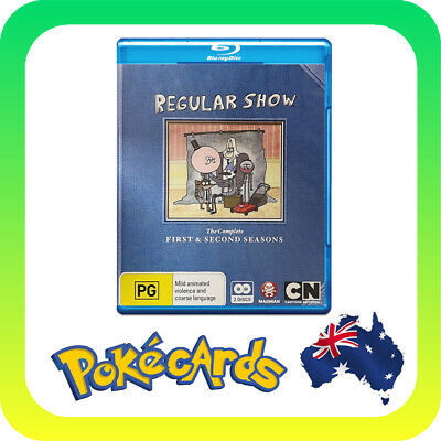 Regular Show Season 1 & 2 (Blu-ray) • 23.78£