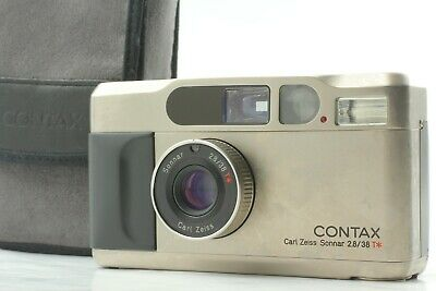 $ CDN991.13 • Buy 🔸Optical MINT🔸 Contax T2 35mm Point & Shoot Film Camera 38mm F2.8 From Japan
