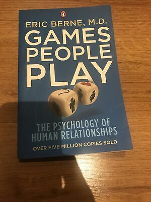 £6.50 • Buy Games People Play: The Psychology Of Human Relations... By Berne, Eric Paperback
