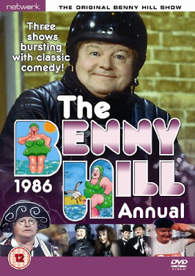 £8.67 • Buy Benny Hill Annuals 1986 (DVD) (2010) Benny Hill - Free Postage
