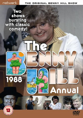 £11.39 • Buy Benny Hill Annuals 1988 (DVD) (2010) Benny Hill - Free Postage