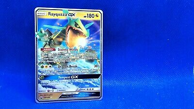 $ CDN13.99 • Buy Pokemon Card Rayquaza GX 109/168 World Champions 2018