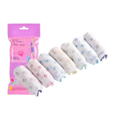 £6.09 • Buy 7Pcs Womens Disposable Non Woven Briefs Knickers Underwear Journey Antibacterial