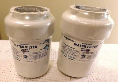 $ CDN16.28 • Buy 2 Pack Amazon Basics STANDARD Replacement AMZN- MWF-P Refrigerator Water Filter