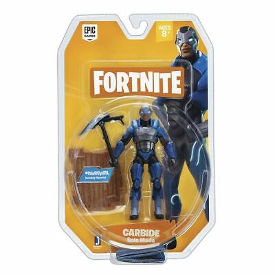 $ CDN20.50 • Buy Fortnite Carbide Solo Mode 4  Figure Pack By Jazwares Collectible Toy +8