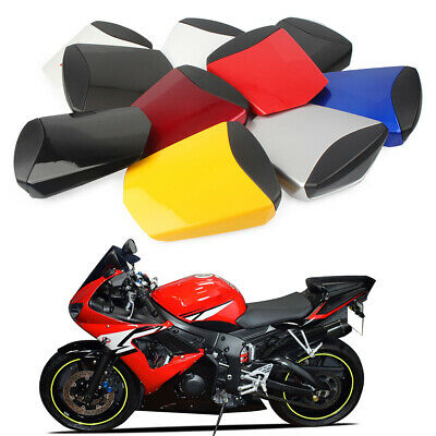 $39.54 • Buy Rear Seat Cover Cowl Fairing For Yamaha YZF R6 YZF-R6 2003 2004 2005