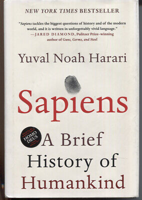 AU26.22 • Buy Sapiens: A Brief History Of Humankind