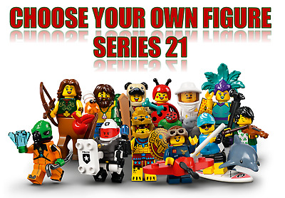 LEGO Minifigures Series 21 71029 - CHOOSE YOUR MINIFIGURE - BRAND NEW • 4.95£