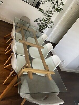 AU600 • Buy 8 Seat Dining Table And Chair Set.