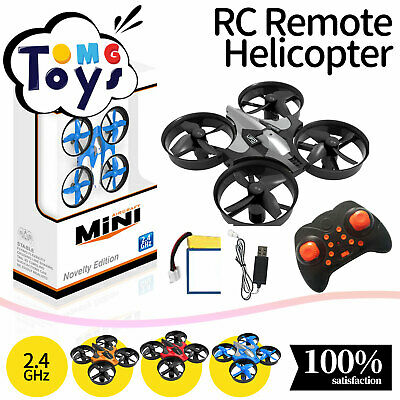 AU39.99 • Buy Mini Drone Nano Plane RC Quadcopter Helicopter Best Drone For Kids And Beginners