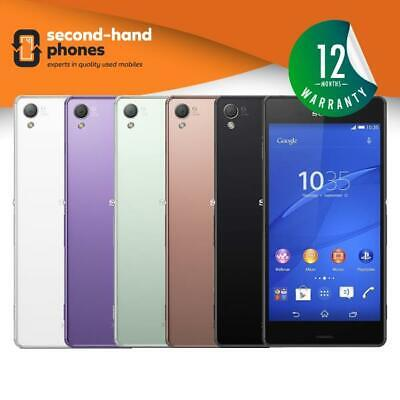 AU279.89 • Buy Sony Xperia XZ3 64GB Unlocked Black/Silver White/Forest Green/Bordeaux Red