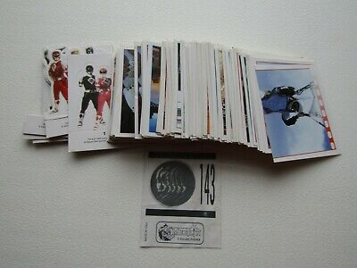 £1.89 • Buy Merlin 1995 Saban Power Rangers The Movie Sticker & Stand Up Card Variants (e35)
