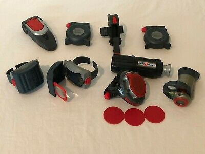 Spy Gear Wild Planet Lot Of 9 Toys McDonalds Happy Meal Toy Set 2008  • 14.18£
