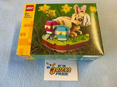 AU37.99 • Buy Lego Easter Exclusive 40463 Easter Bunny New/Sealed/Hard To Find