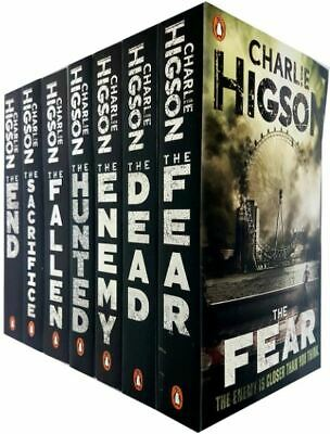 £24.80 • Buy Charlie Higson The Enemy Series 7 Books Collection Set, Charlie Higson, Excellen