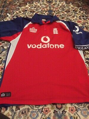 England Cricket Shirt Small  • 14.99£
