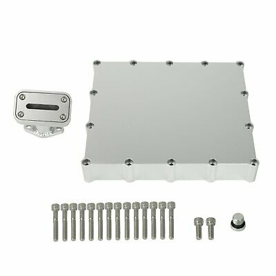 $239.95 • Buy For 01 02 03 04 05 06 07 08 GSXR 1000 LOW PROFILE BILLET OIL PAN W PICK UP BOLTS