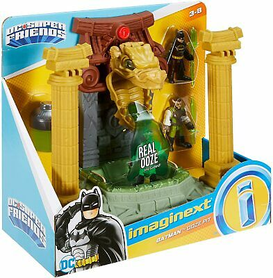 Imaginext Batman Ooze Pit Dc Super Friends From Fisher-price - Brand New • 24.99£