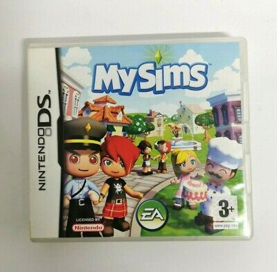 £6.99 • Buy My Sims Nintendo DS DSI DSL NDS 3DS FREE P&P