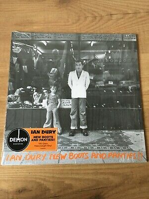 Ian Dury And The Blockheads - New Boots And Panties - 2014 Vinyl LP  Freepost • 15£