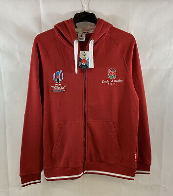 £29.99 • Buy BNWT England World Cup 2019 Track Rugby Jacket Adults Large E756