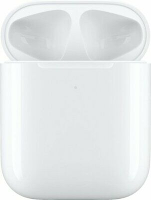 AU77.54 • Buy Apple  AirPods Wireless Charging Case -White