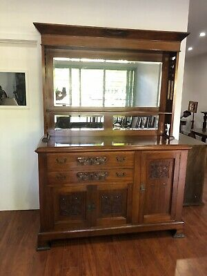 AU899 • Buy Antique Blackwood Sideboard In Excellent Condition