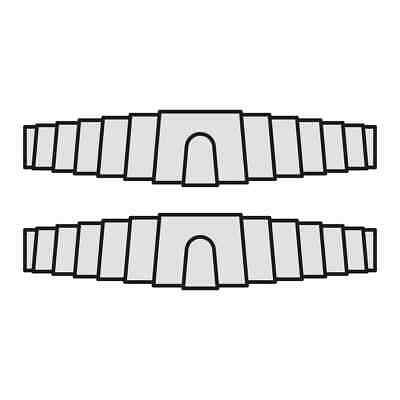 Replacement Springs Sb For Felco No. 2/4/7/ 8/ 9/10/ 11 2 Pcs Wheelbarrow • 5.65£