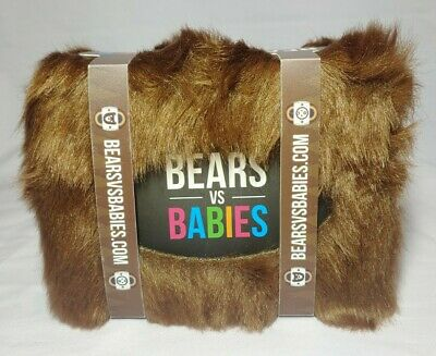 AU14.29 • Buy Bears Vs Babies By Exploding Kittens - A Monster Building Card Game