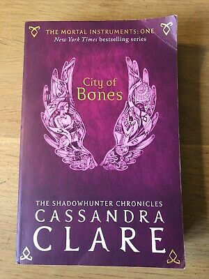 The Mortal Instruments 1: City Of Bones By Cassandra Clare Good Condition • 3.50£