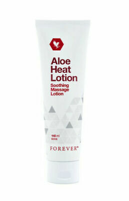 £11.49 • Buy Original Forever Living Aloe Vera Heat Lotion New Soothing Massage Lotion