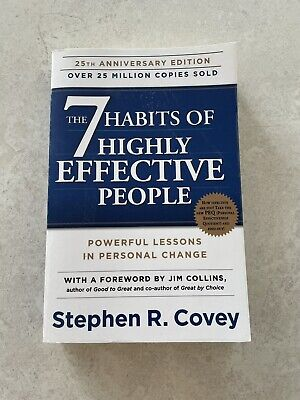 AU12 • Buy The 7 Habits Of Highly Effective People: Powerful Lessons In Personal Change