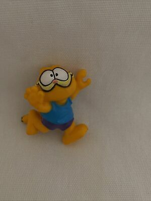 Vintage Garfield Figure, 1978 1981, United Feature Syndicate • 4.34£