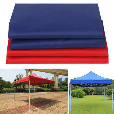 Garden Parasol Sun Umbrella Surface Gazebo Top Roof Canopy Cover Replacement • 26.42£