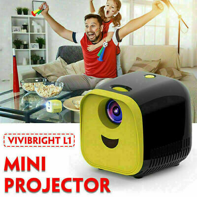 AU42.99 • Buy Mini Portable Pocket Projector HD 1080P LED Home Theater Video Projectors HDMI
