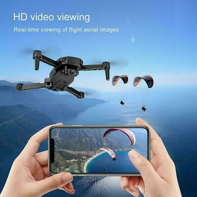 AU38.45 • Buy For Kids And Adult Foldable Drone/Camera 720P HD Wifi Real In Dual Camera T3H9